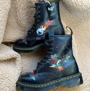 *New* Rick Griffin Doc Martens 1460